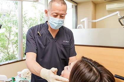 口腔外科医としての実績